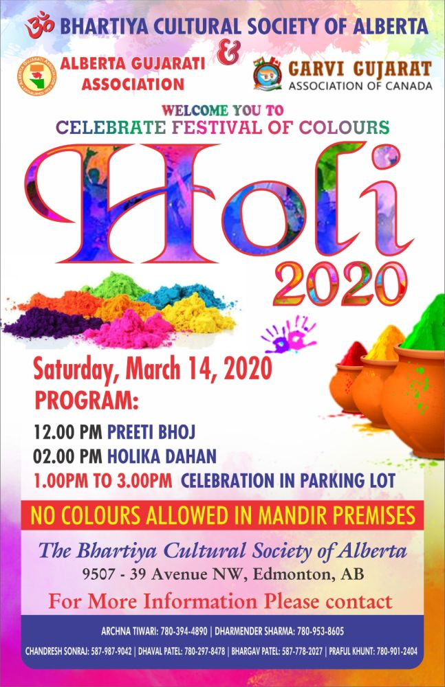 Festival of Color 2020