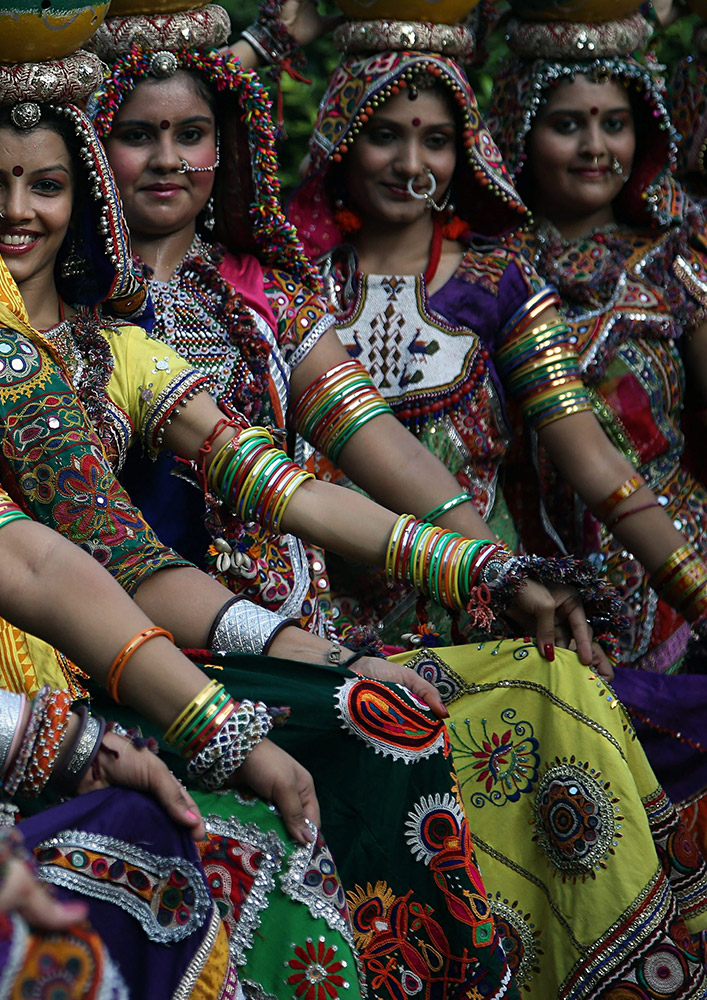 Garba Classes for Kids